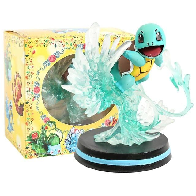 FIGURINES POKEMON: CHARMANDER / BULBASAUR / SQUIRTLE