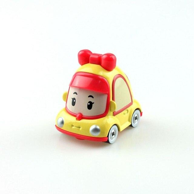 FIGURINES ROBOCAR POLI : COLLECTION 1 (4-12 cm)