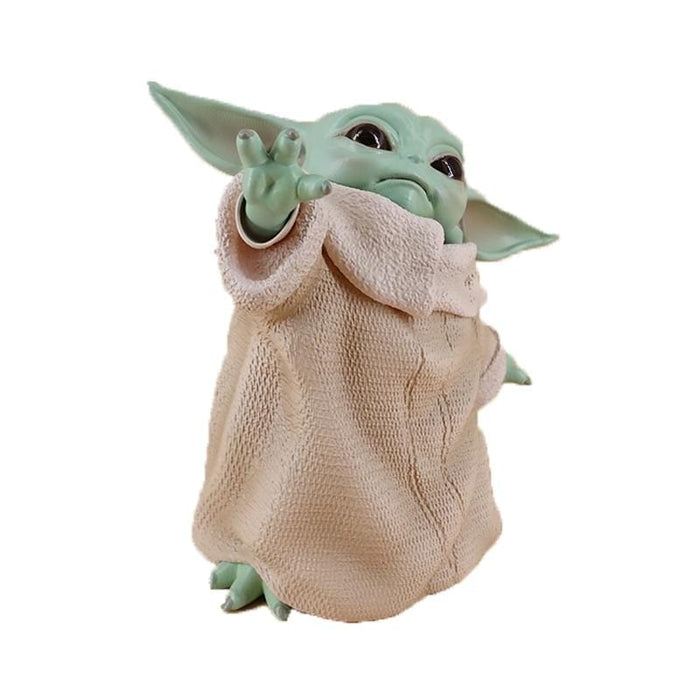 Figurine Bébé Yoda Star Wars The Mandalorian
