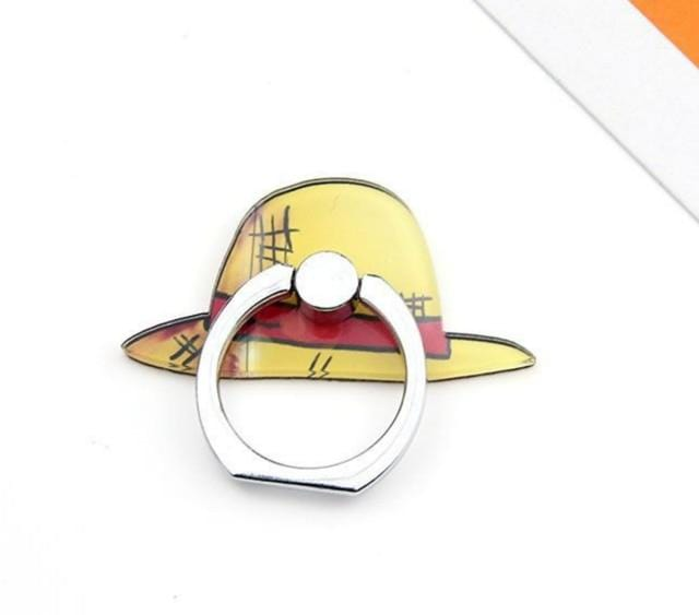 RING HOLDER FOR PHONE ONE PIECE