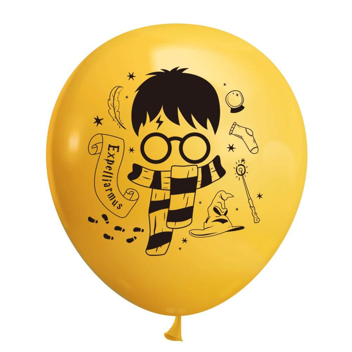 Ballons 6pcs/10pcs/15pcs - Harry Potter