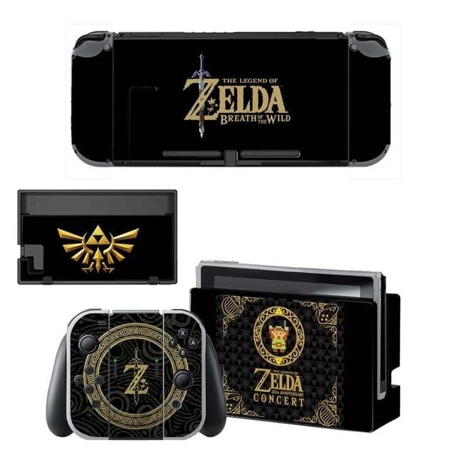 Collection Kit Complet The Legend of Zelda