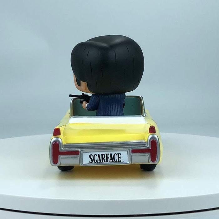 Funko POP Tony's Convertible #03