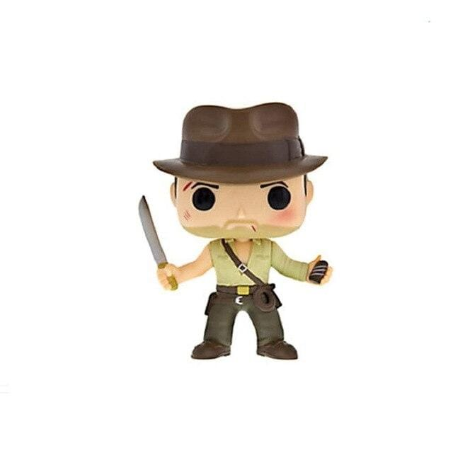Funko POP Indiana Jones #199 et #200