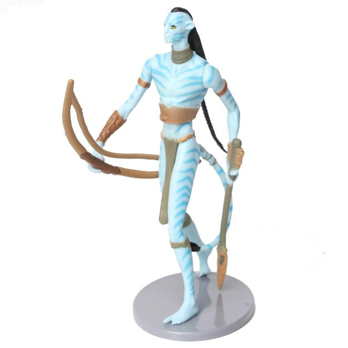 Lot de 6 figurines Avatar 2