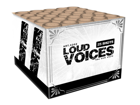 LOUD VOICES