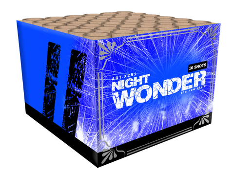 NIGHT WONDER