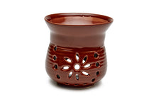 Load image into Gallery viewer, Vegan Small Ceramic Diffuser/ Essential Oil Burner - Set of Two-3 inch