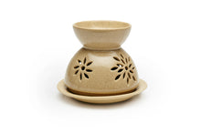 Load image into Gallery viewer, Vegan Aroma Oil Diffuser With Plate & Lid- 6 Inch