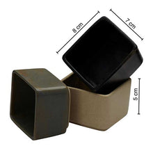 Load image into Gallery viewer, Vegan Rectangular Bowl/ Sugar Caddy/ Sachet Holder - SET OF TWO