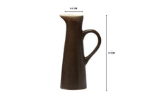 Load image into Gallery viewer, Vegan Sleek Multipurpose Jug/ Pitcher 1Ltr. With Lid