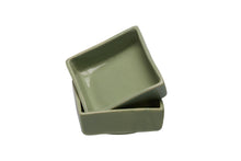 Load image into Gallery viewer, Square Ramekin Bowls/ Set Of Two