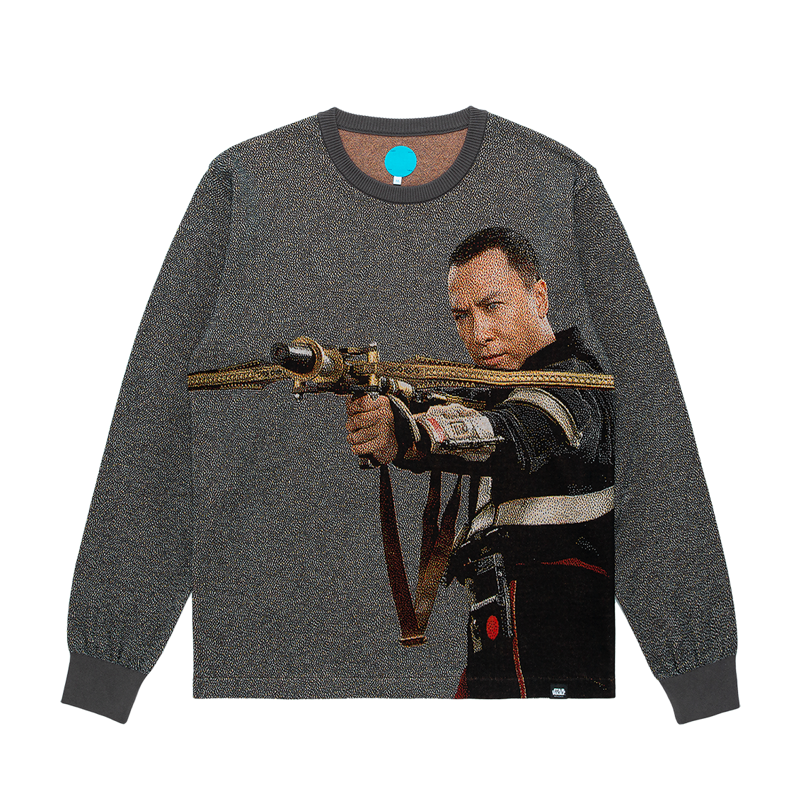 CHIRRUT KNIT SWEATER