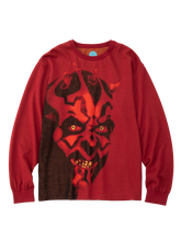 Load image into Gallery viewer, EP1 DARTH MAUL KNIT SWEATER