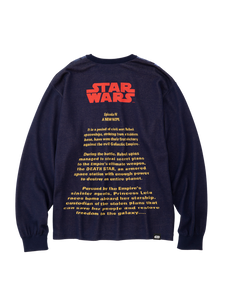 DARTH SIDIOUS KNIT SWEATER