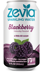 Blackberry Sparkling Water