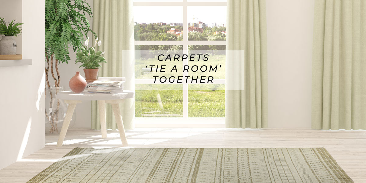Carpets Tie A Room Together