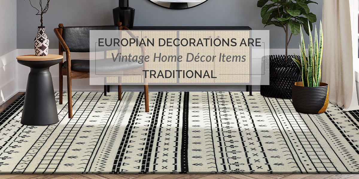 europian-decorations-are-traditional