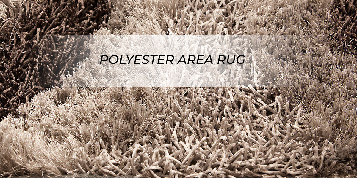 Polyester Area Rugs