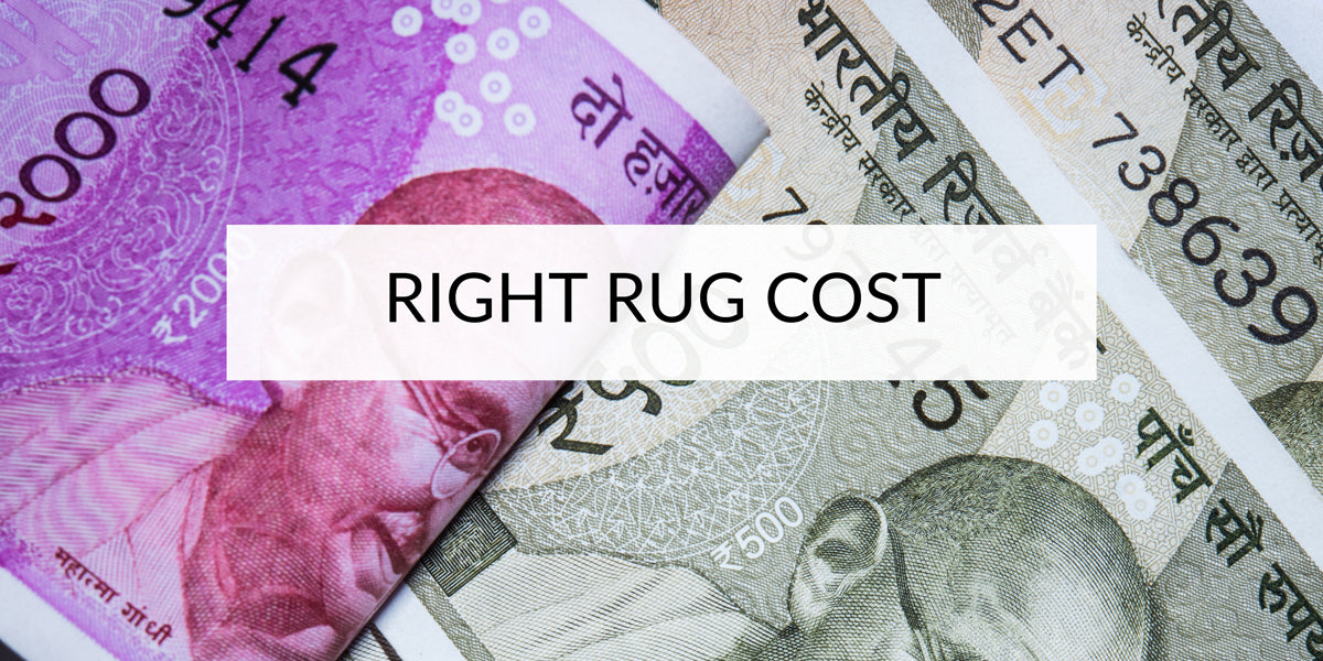 right-rug-cost