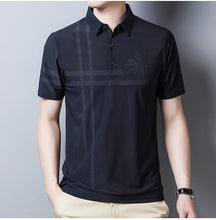 Load image into Gallery viewer, 【Buy 1 Free 1】Ice silk POLO shirt