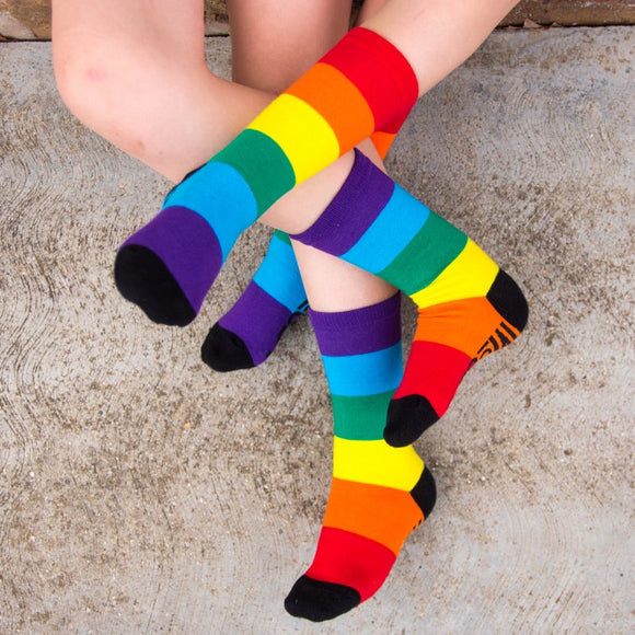 Moody Jude Rainbow Socks