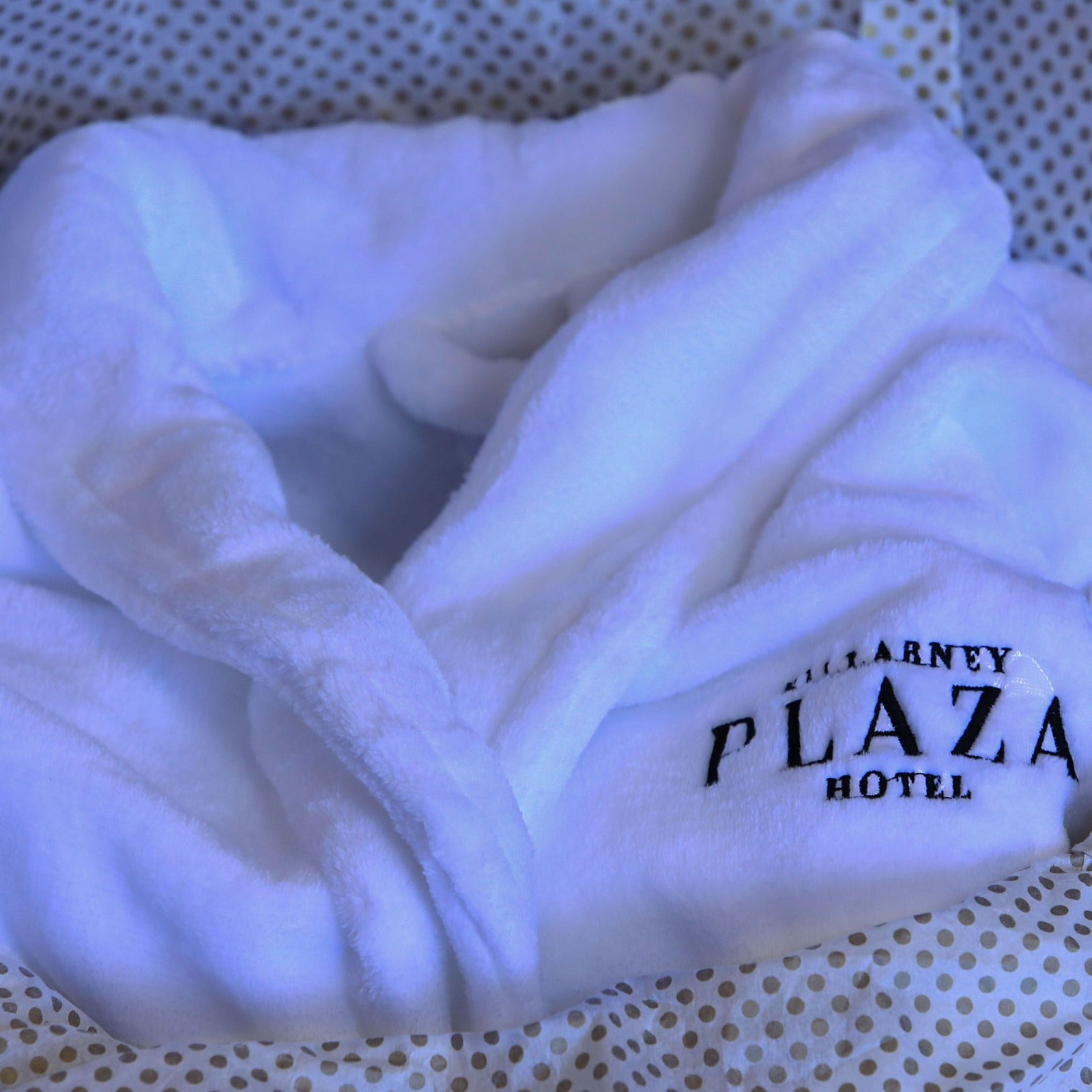 The Plaza Luxury Branded Bathrobe
