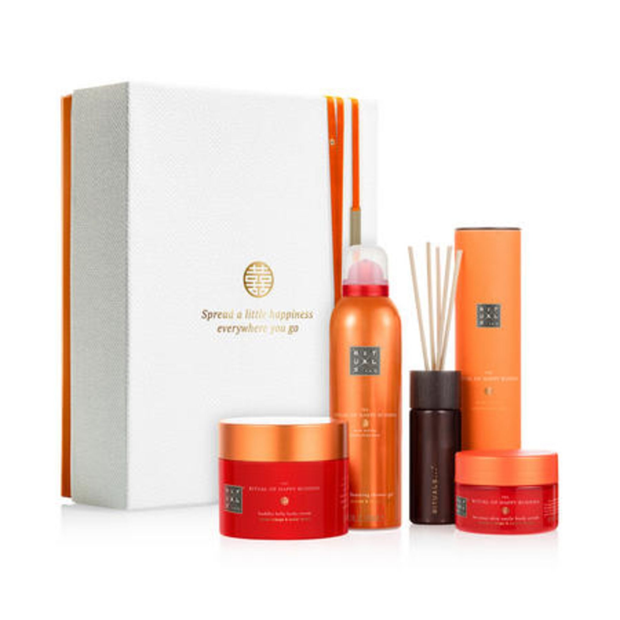 The Ritual of Happy Buddha: Energizing Gift Set