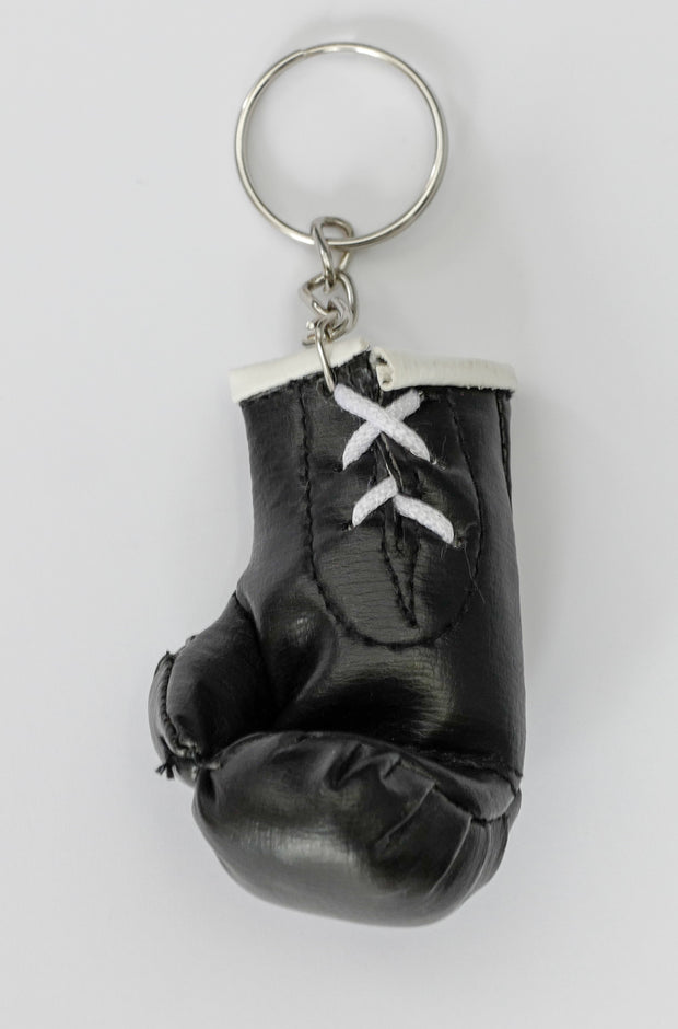Mini G.O.A.T Boxing glove keychain