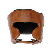 Vintage Pro Leather Headguard