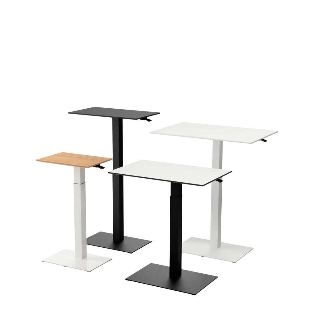 Height Adjustable Desk MAHTUVA is perfect for remote work