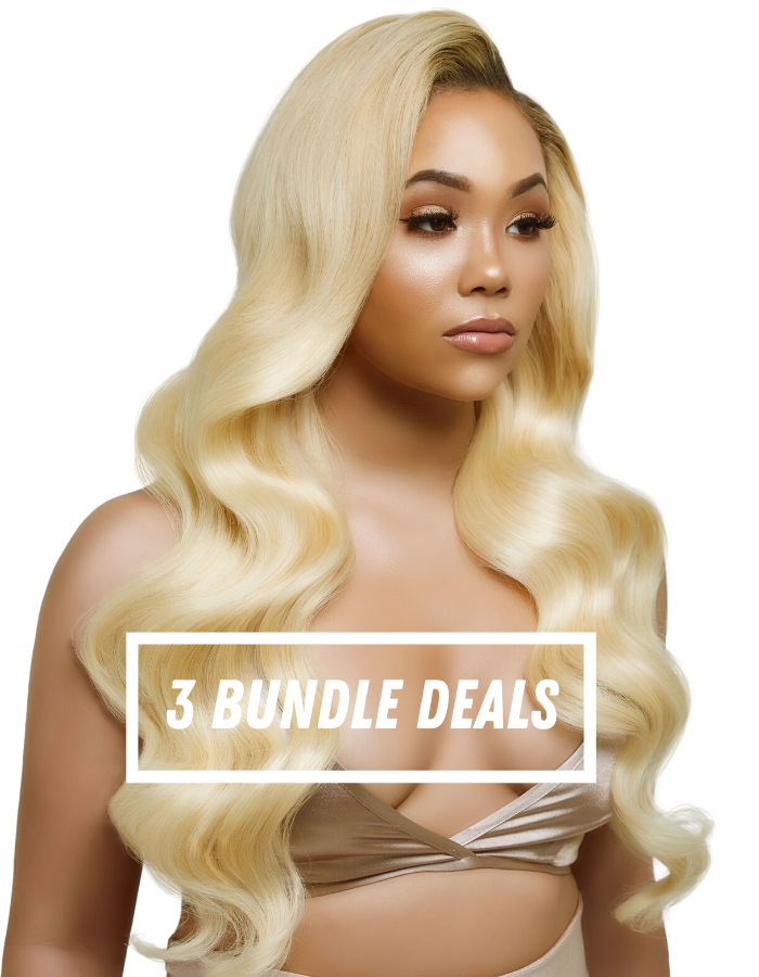 Bombshell Blonde: 3 Bundle deals
