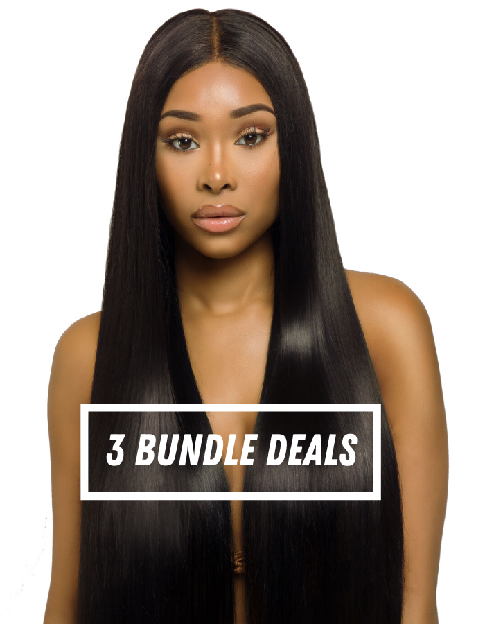 Peruvian Velvet Straight: 3 Bundle Deals