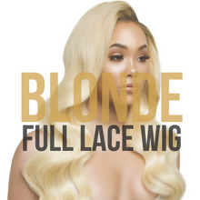 Haìress Blonde Full Lace Wig