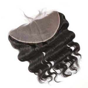 Extended Haìress Transparent Lace frontal