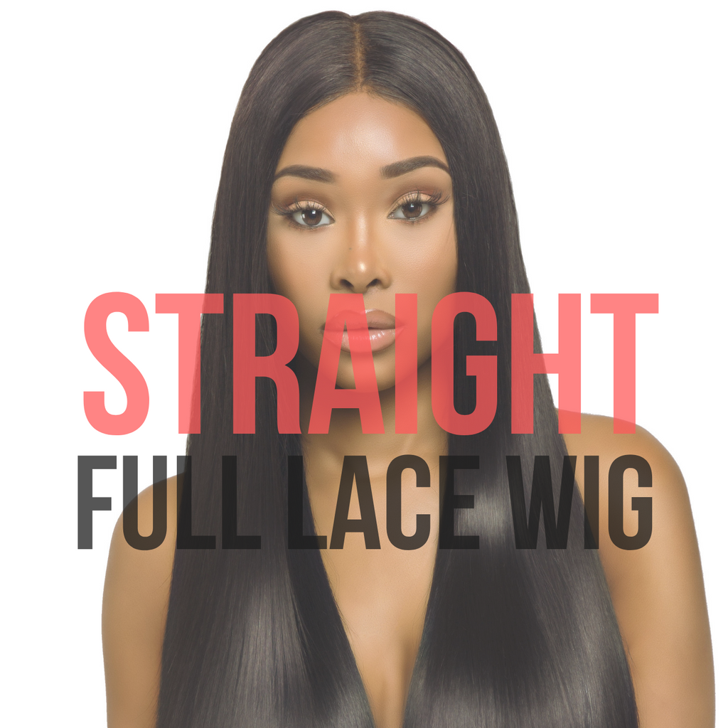 Haìress Velvet Straight Full Lace Wig
