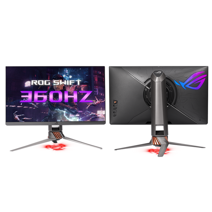"ASUS ROG Swift 360Hz PG259QN 24.5"" HDR, Full HD, Fast IPS - oklestore"