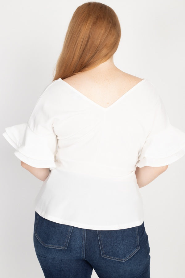 Plus Size - Tatiana Top