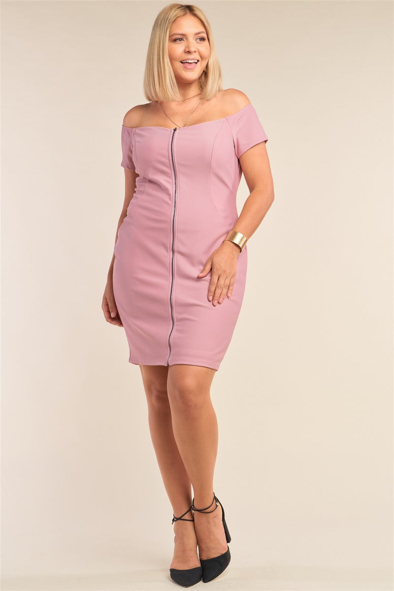 Plus Size - Fergie Dress