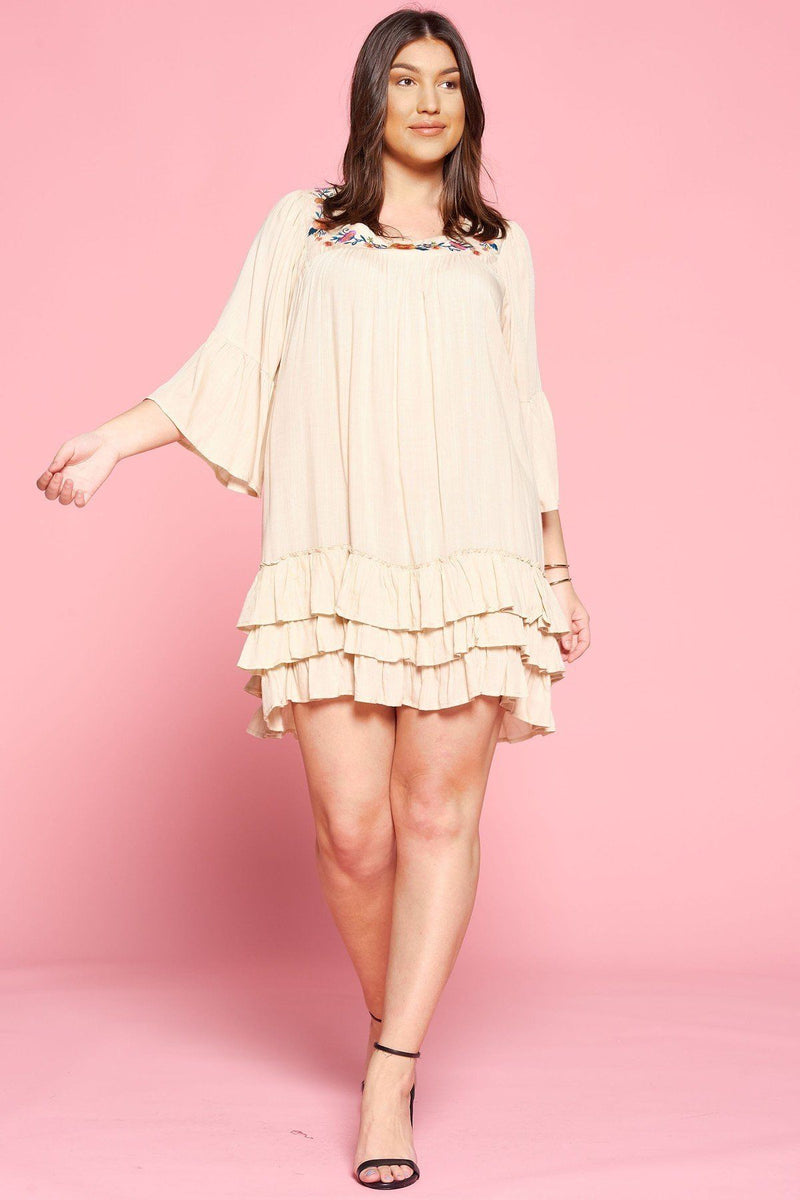 Plus Size - Norma Dress