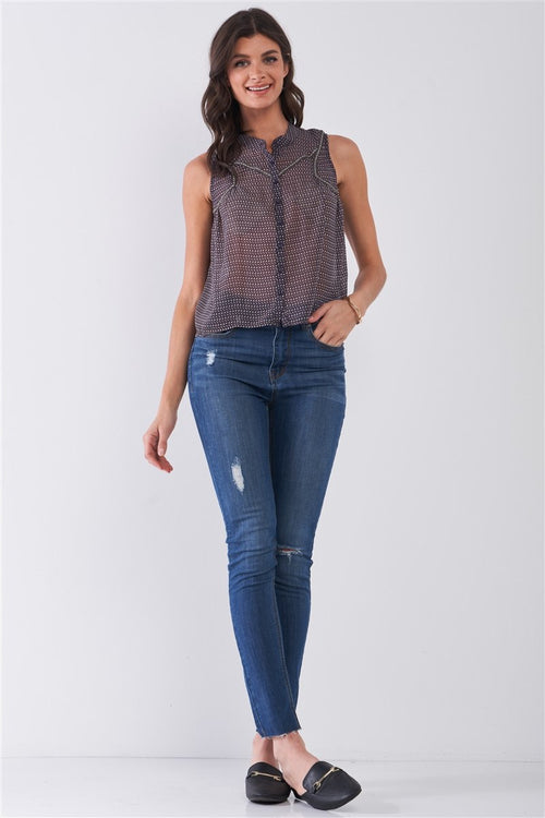 Zully Blouse Top