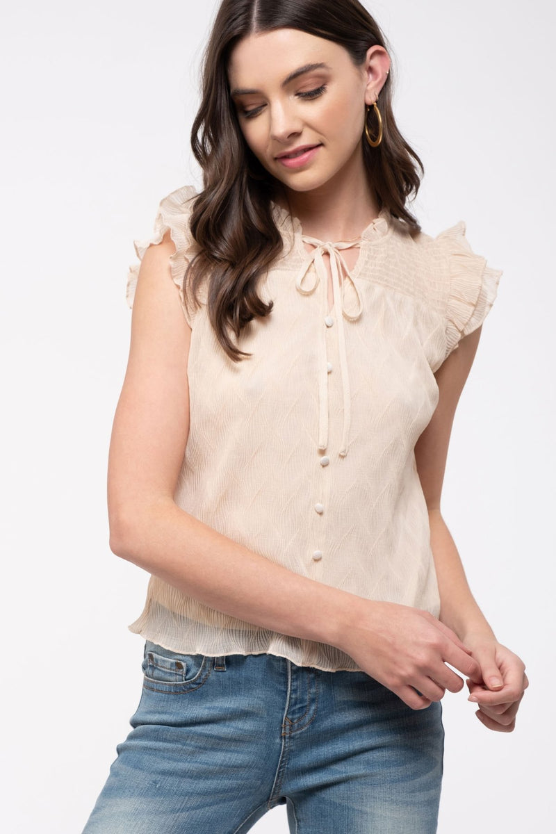 Clementine Blouse