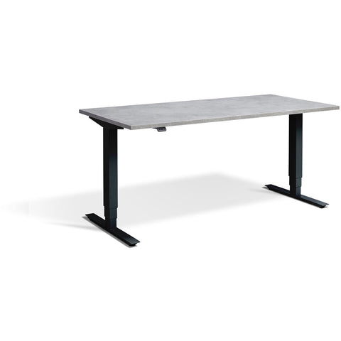 Zero 1200mm Wide - Height Adjustable Desk - UK Ergonomics