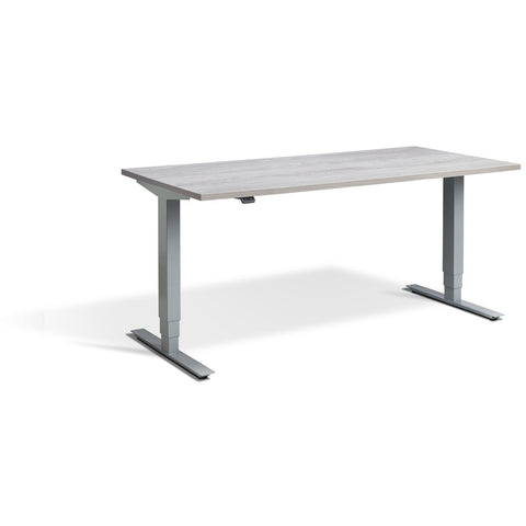 Advance 1600mm Wide - Height Adjustable Desk - UK Ergonomics