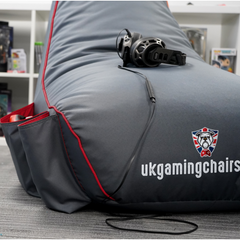 Bulldog Gaming Bean Bag-Bulldog Gaming Bean Bags-UK Gaming Chairs
