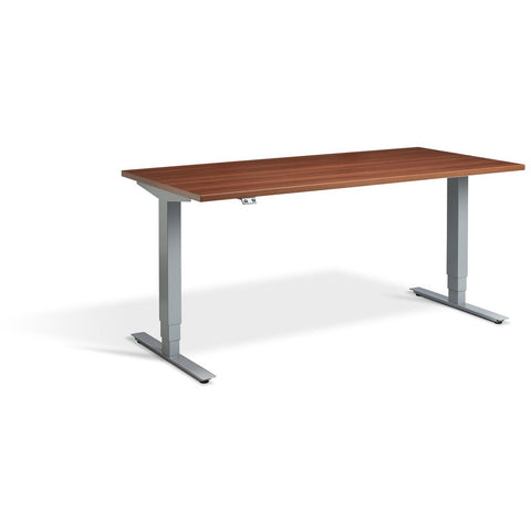 Zero 1600mm Wide - Height Adjustable Desk - UK Ergonomics