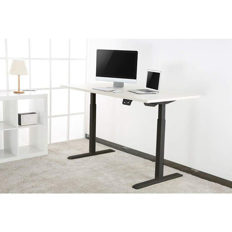 EDF01SNB Sit-Stand Desk Special Offer - UK Ergonomics