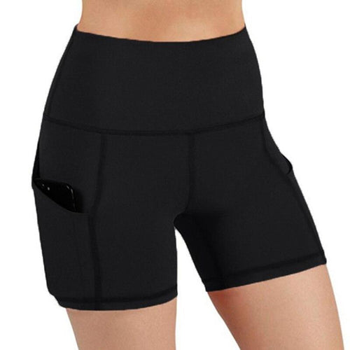Female Workout Leggings With Side Pocket - 5 Colors Shorts Primo Leggings