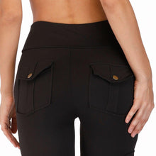 Load image into Gallery viewer, High Waist Fitness Pocket Leggings - 2 Colors Leggings Primo Leggings