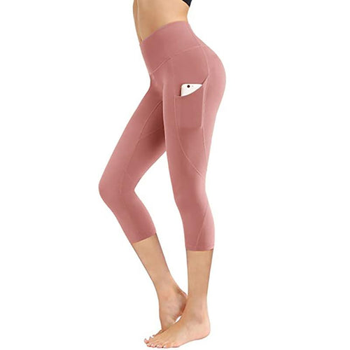 High Waist Pocket Running Leggings - 3 Colors Leggings Primo Leggings